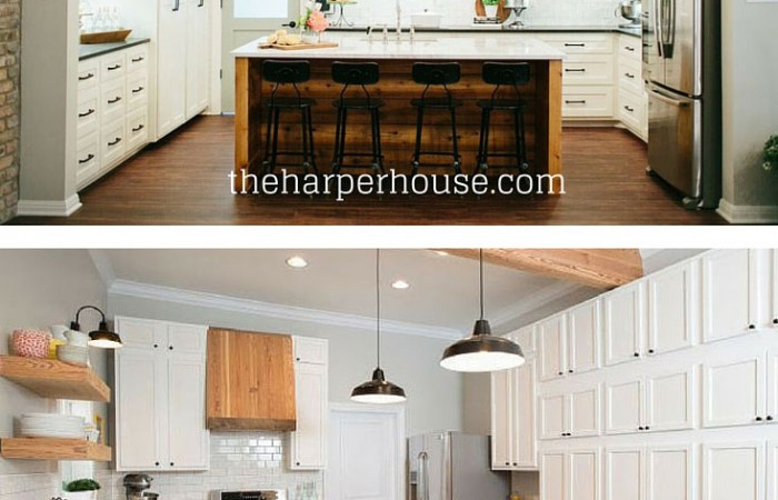 """How to add """"Fixer Upper"""" style to your home"""