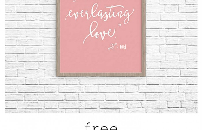 Free Valentine's Day Printable!