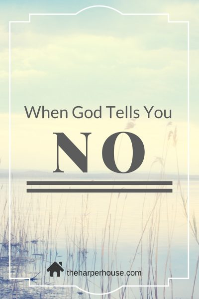 what happens when your dreams don't line up with what God has in store for you?