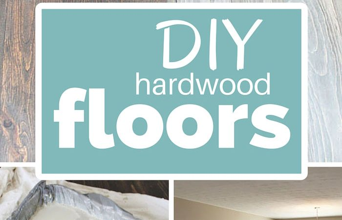 DIY Hardwood floors under $1.50/sq ft.