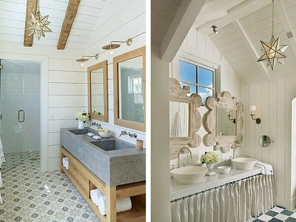 gorgeous casual bathroom by m. elle