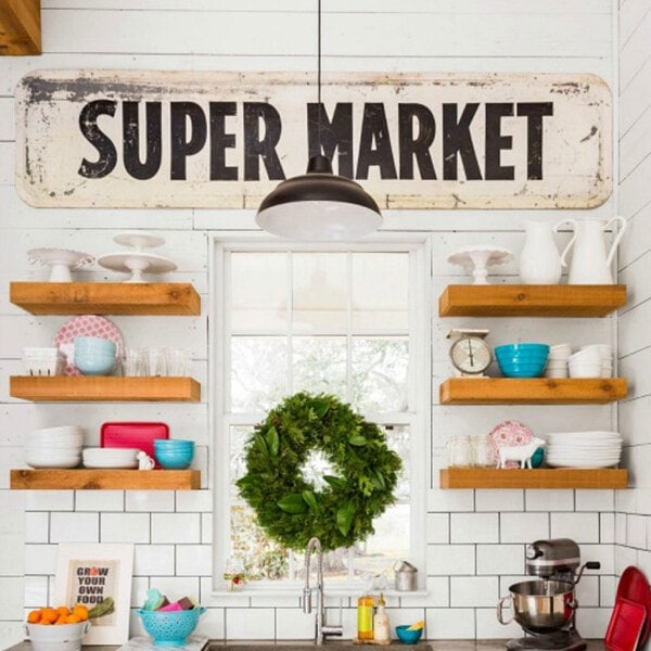 F I X E R U P P E R style signs on Etsy like Joanna Gaines uses and where to find them | The Harper House