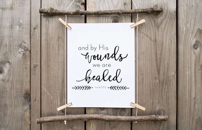 Free Printable: Perfect for Easter