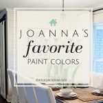 Fixer Upper Paint Colors: Joanna's 5 Favorites