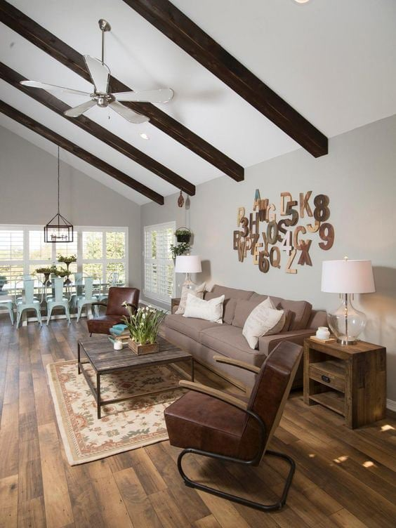 Decorating Ideas > Fixer Upper Paint Colors Joannas 5 Favorites  The  ~ 152957_Living Room Ideas Joanna Gaines