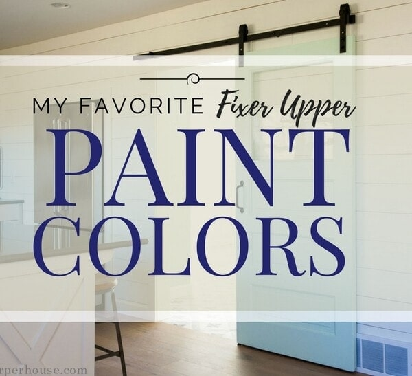 my favorite fixer upper paint colors - sherwin williams alabaster, modern farmhouse paint colors, best white paint colors, house paint colors | theharperhouse.com