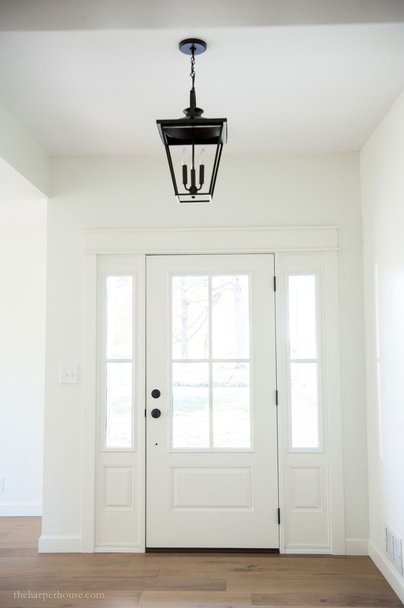 My Favorite Fixer Upper Paint Colors   Sherwin Williams Alabaster, Modern  Farmhouse Paint Colors,