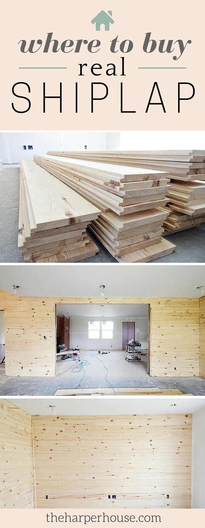 Are You Stumped On Where To Buy Shiplap? I'm Spilling The Beans On