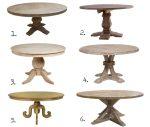 Round Dining Tables: 8 Affordable Options