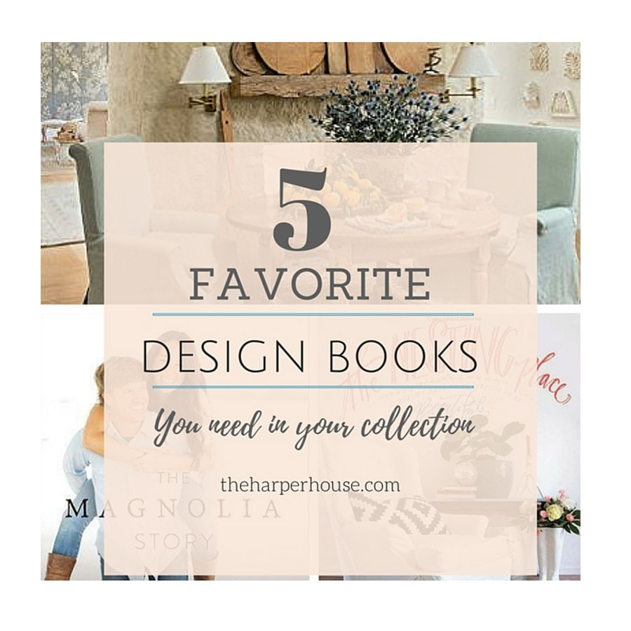 My 5 Favorite Design Books