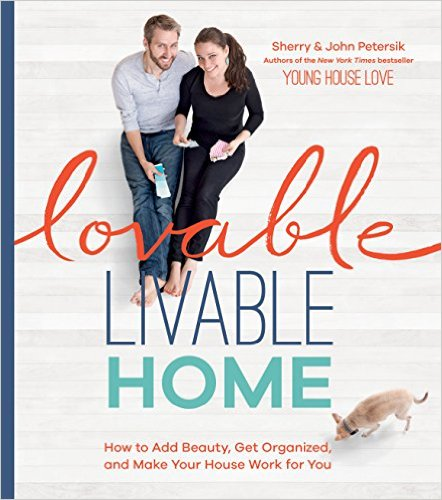 Lovable Livable Home | Five Favorite Design Books theharperhouse.com