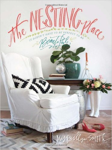 The Nesting Place | Five Favorite Design Books theharperhouse.com