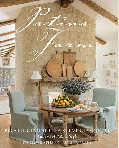 Patina Farm   Five Favorite Design Books theharperhouse.com