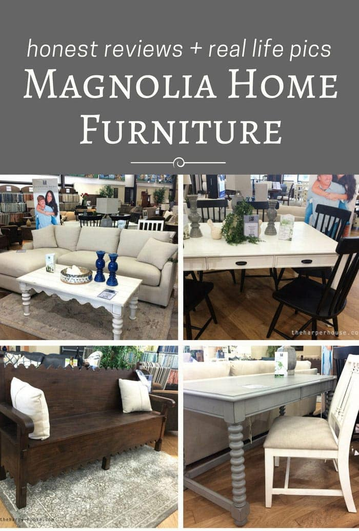 Magnolia Home Furniture - Real Life Opinions : The Harper House