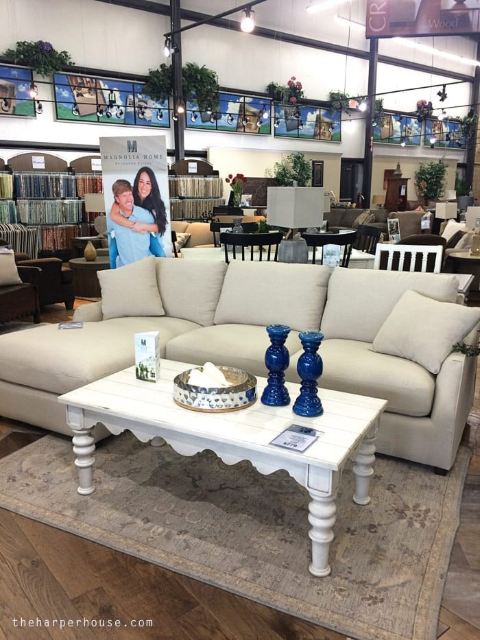 Magnolia Home Furniture - Real Life Opinions | The Harper House on