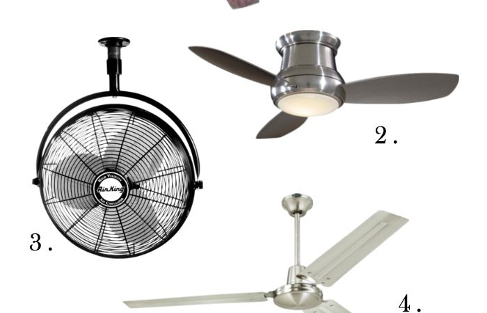Farmhouse Ceiling Fans: Find them on Amazon!