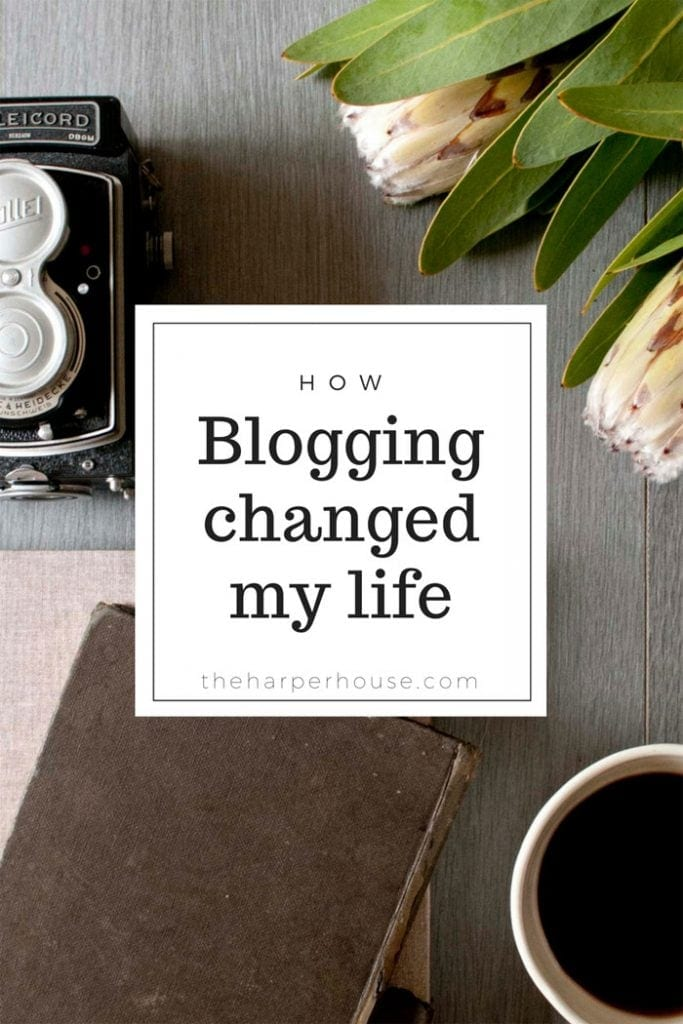 Image result for Images for what blogging did to change my life