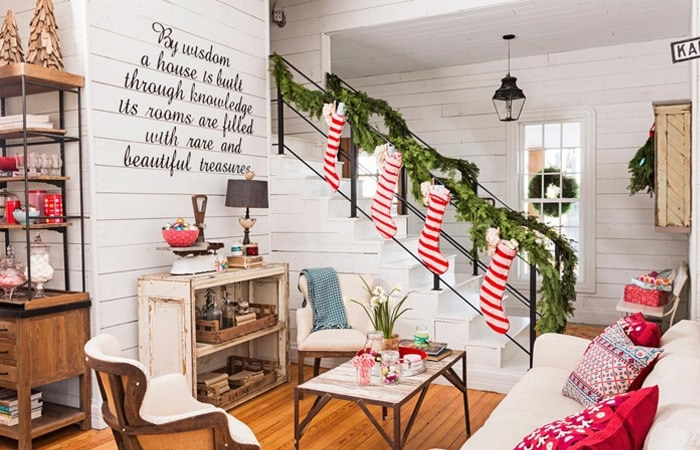 fixer upper christmas decor - Where To Buy Christmas Decorations