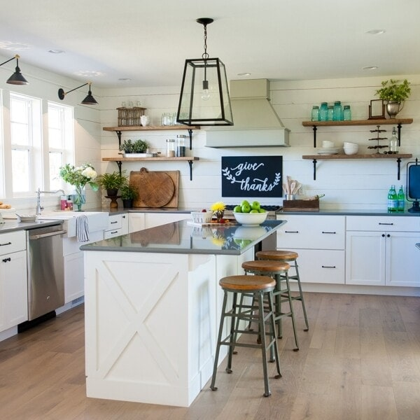 our farmhouse kitchen reveal