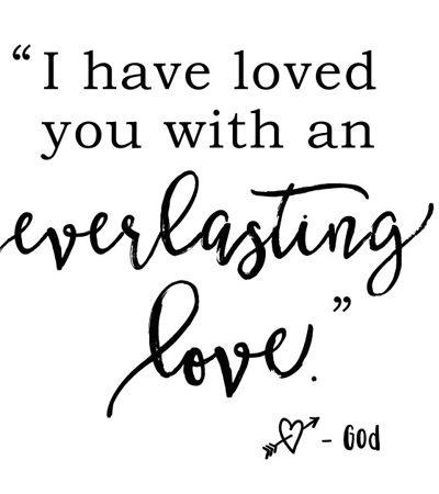 free valentines day printable | everlasting love