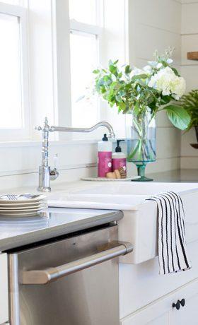 Farmhouse Style Kitchen Details