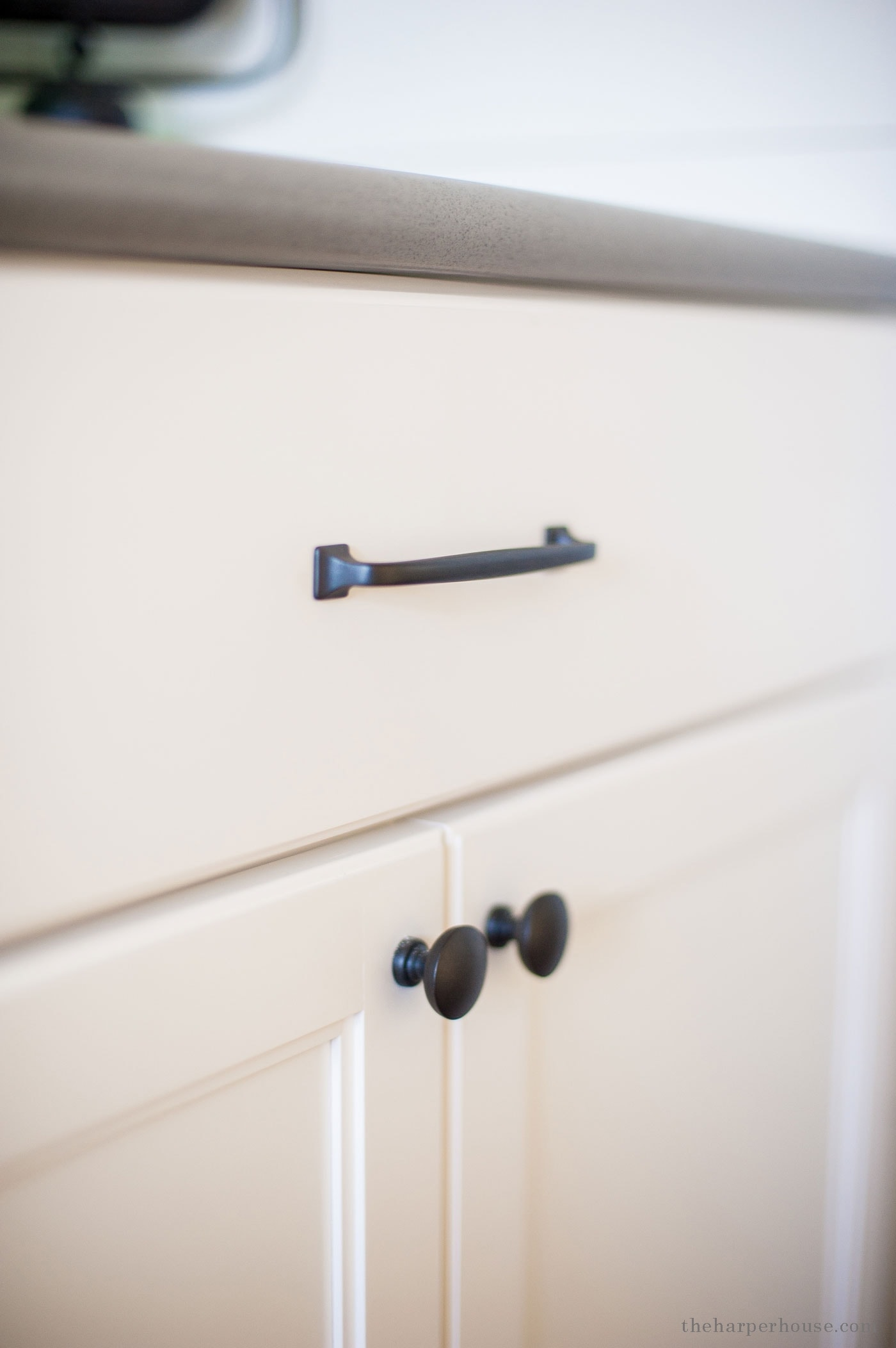 "5"" cabinet pulls from Amazon for only $2.70 