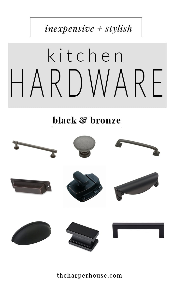 Knobs And Hardware For Kitchen Cabinets
