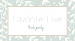 Favorite Five Party