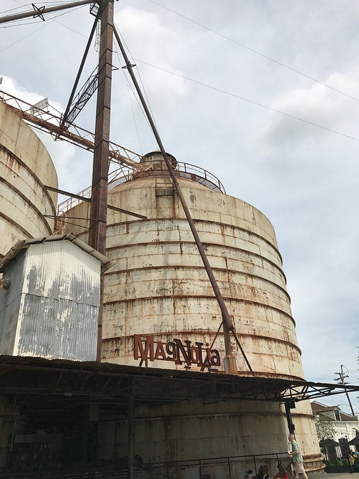 Our trip to the Magnolia Silos. Sharing cute gardening ideas I found at Magnolia Market.
