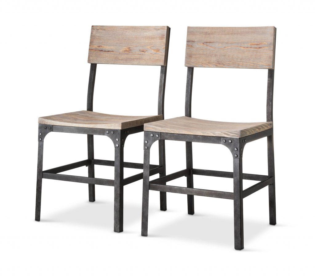 All Wood Kitchen Chairs