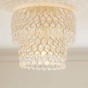 get cheap ef1a8 e2406 Flush Mount Lighting: 30 Affordable Options | The Harper House