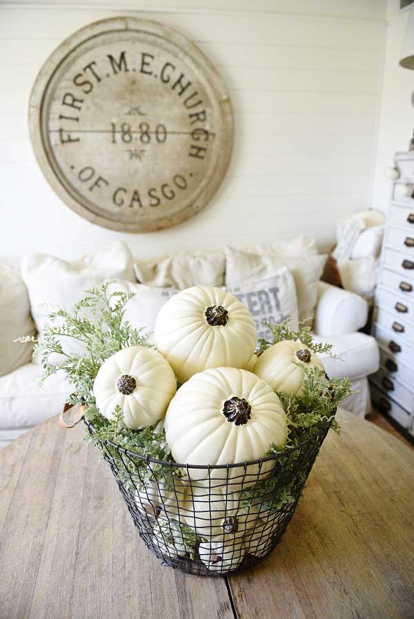 Farmhouse Fall Table Centerpieces The Harper House