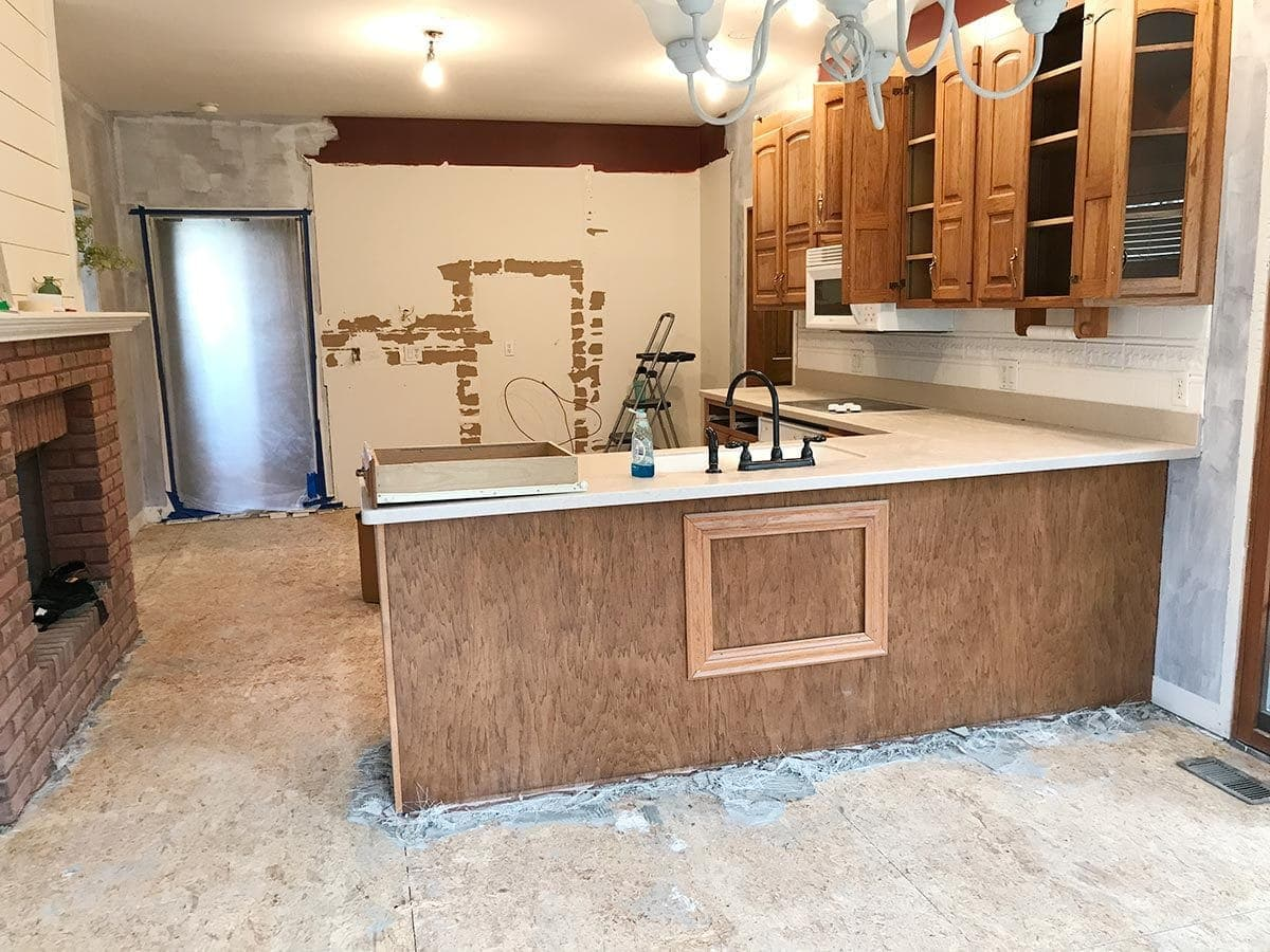 Harper House Kitchen Remodel 2018 | Documenting Our Journey Through A Diy  Kitchen Remodel. #