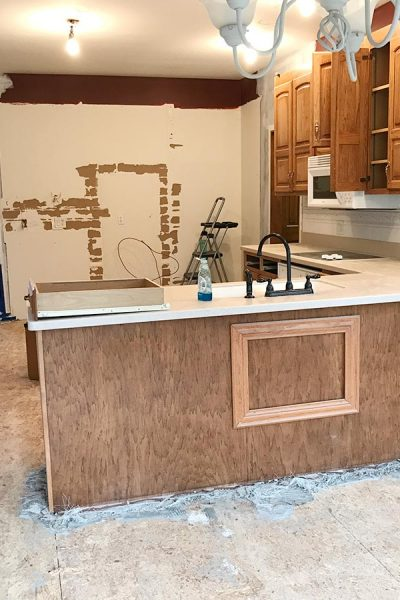 Harper House Kitchen Remodel 2018 | documenting our journey through a diy kitchen remodel. #kitchenremodel