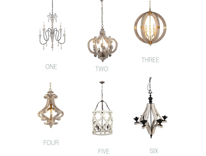 Wood chandelier round up for 2018 the harper house wood chandelier lighting round up for 2018 where to find affordable wood chandeliers to fit aloadofball