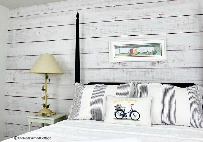 Faux Shiplap Ideas And Tutorials For All Diy Skill Levels The Harper House