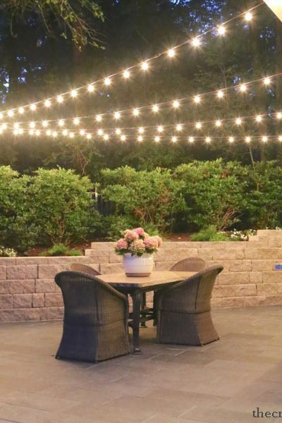 Deck lighting ideas to add fun and function to your backyard space.