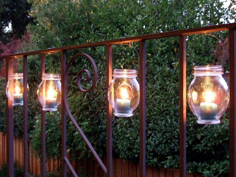 Deck Lighting Ideas Diy To