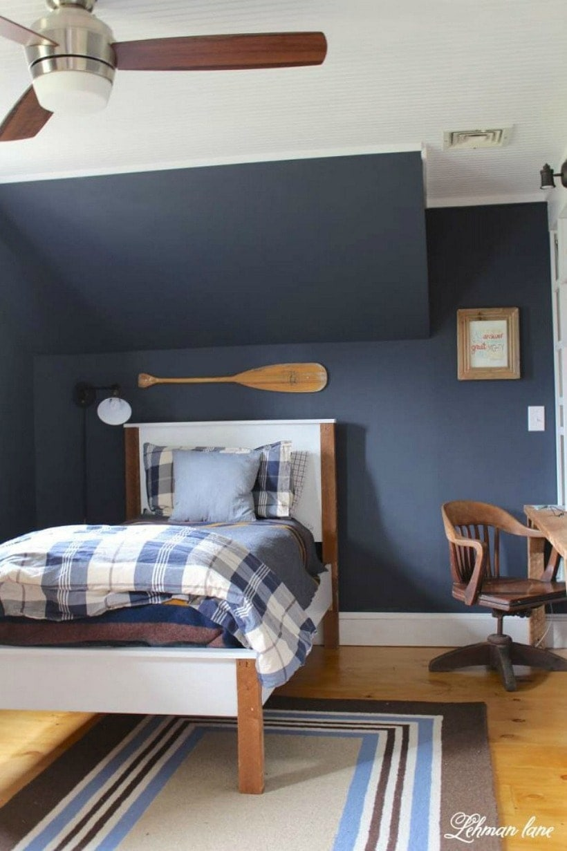 The Best Navy Blue Paint Color