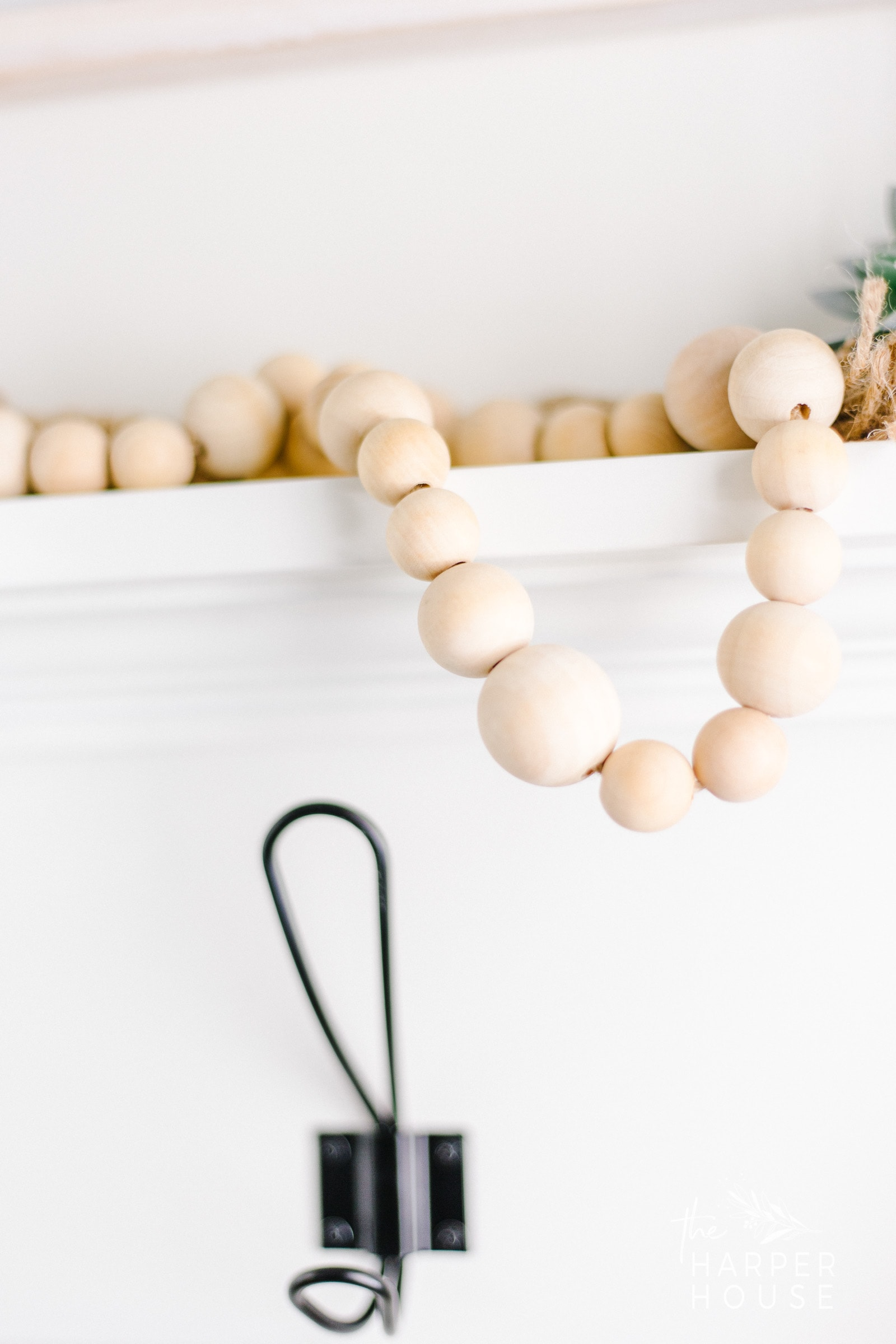 diy coat rack with hooks