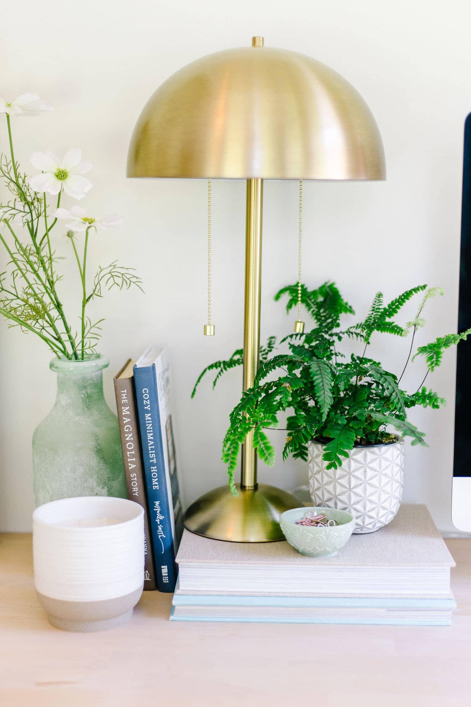coastal home office decor and decorating ideas