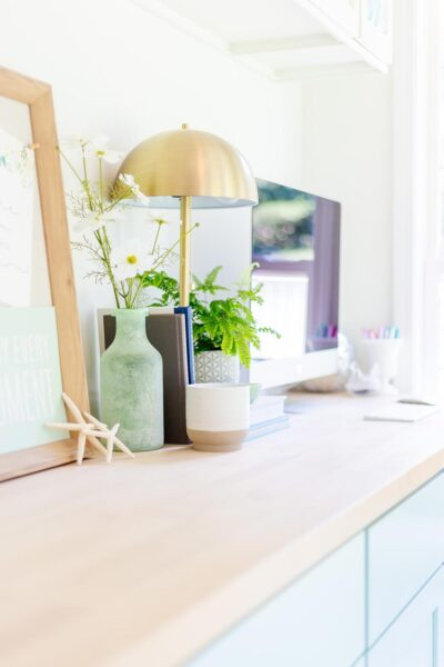 summer decorating ideas for home office
