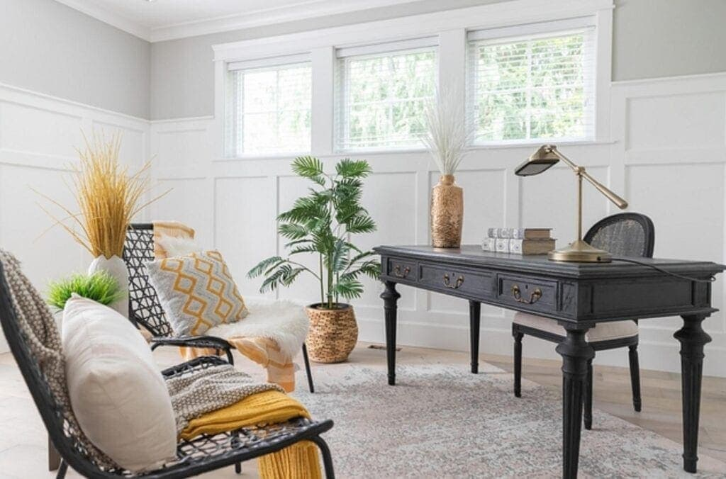Best Trim Colors to use with Repose Gray