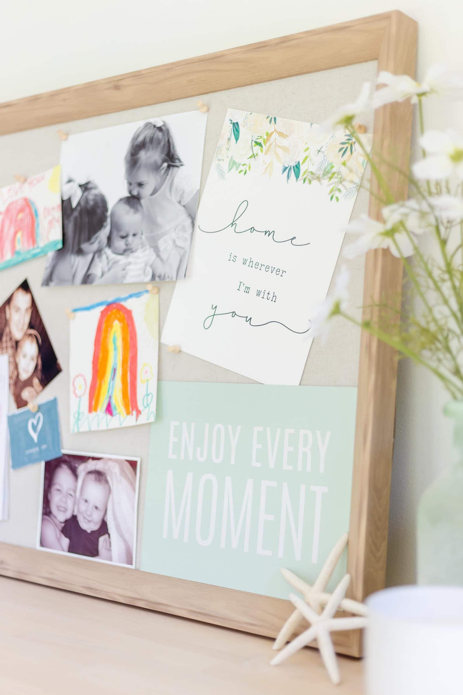 office decorating ideas using bulletin boards